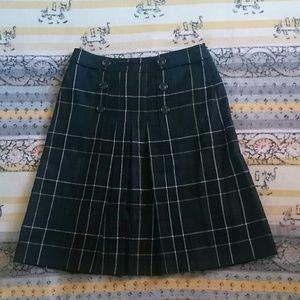 Incredible imported schoolgirl skirt / kilt
